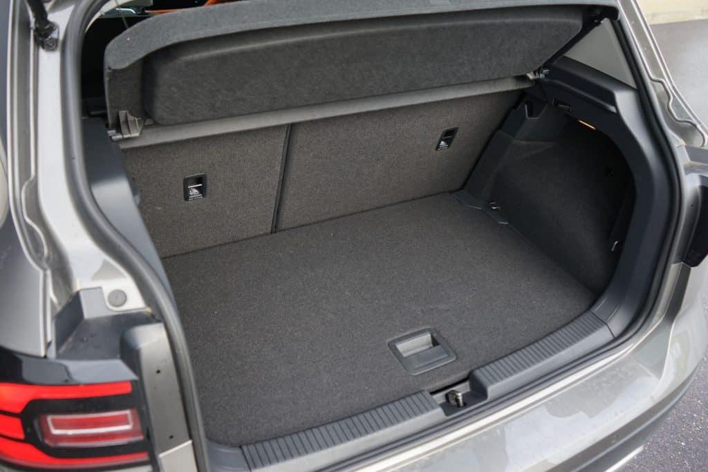 VW T-Cross - Potenzial für Auto des Jahres, Kofferraum