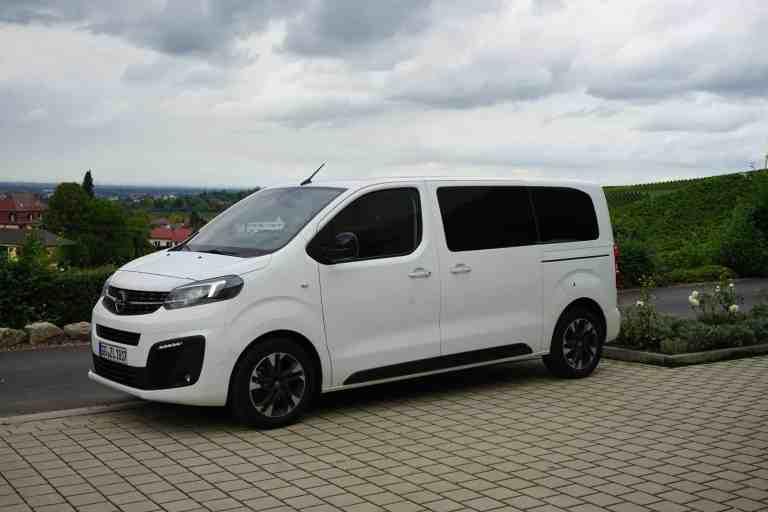 Zafira Life - Der Opel Volksbus