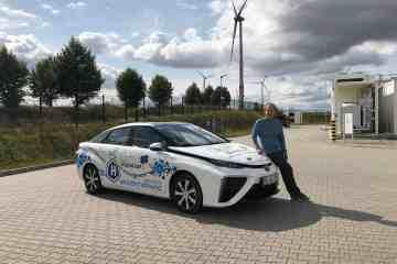 Toyota Mirai, Dr Friedbert Weizenecker