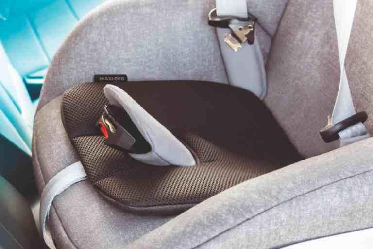 Maxi-Cosi-Sitzkissen e-Safety.