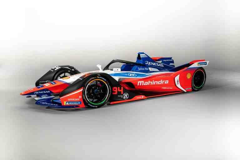 Mahindra Racing.