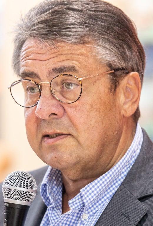 Sigmar Gabriel.
