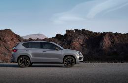 Cupra Ateca Limited Edition.