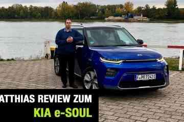 Kia e-Soul, Matthias Gill