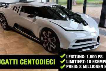 Bugatti Centodieci 2021