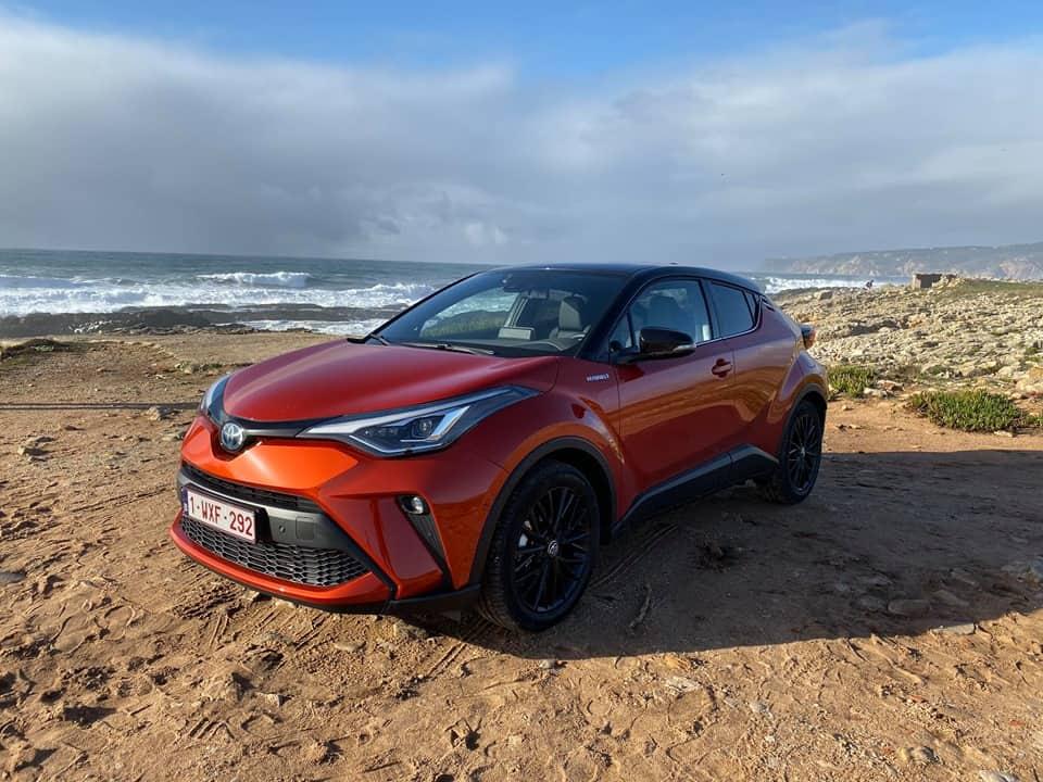 """Neuer Toyota C-HR 2.0L Hybrid """"Dynamic Force""""(184 PS)"""