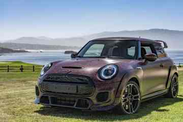 Mini John Cooper Works GP Prototyp.