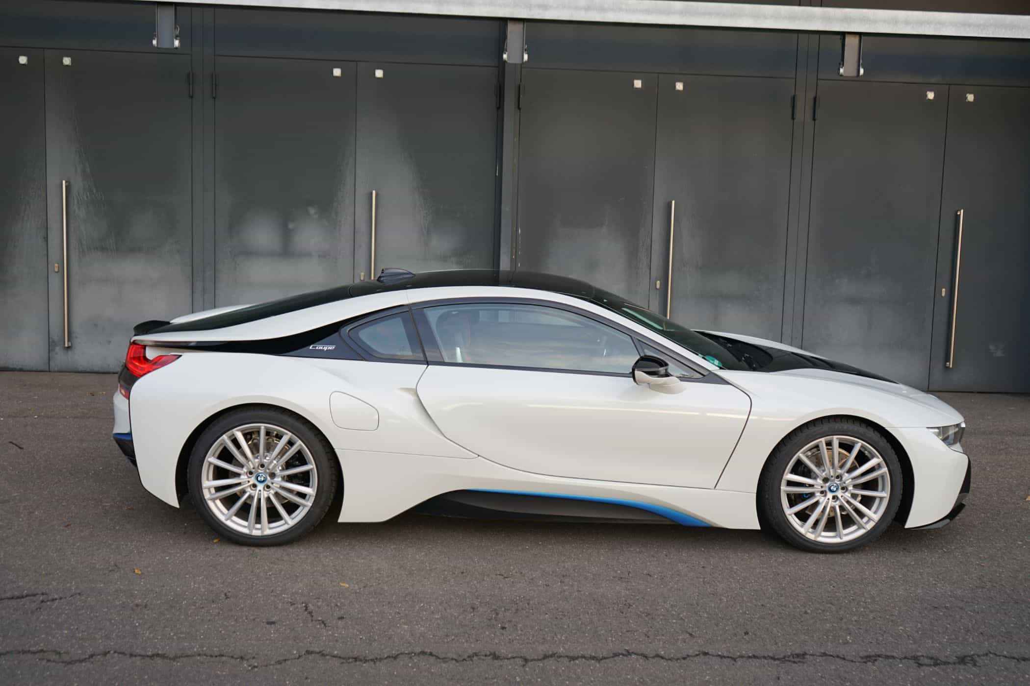 Neues BMW i8 Coupé