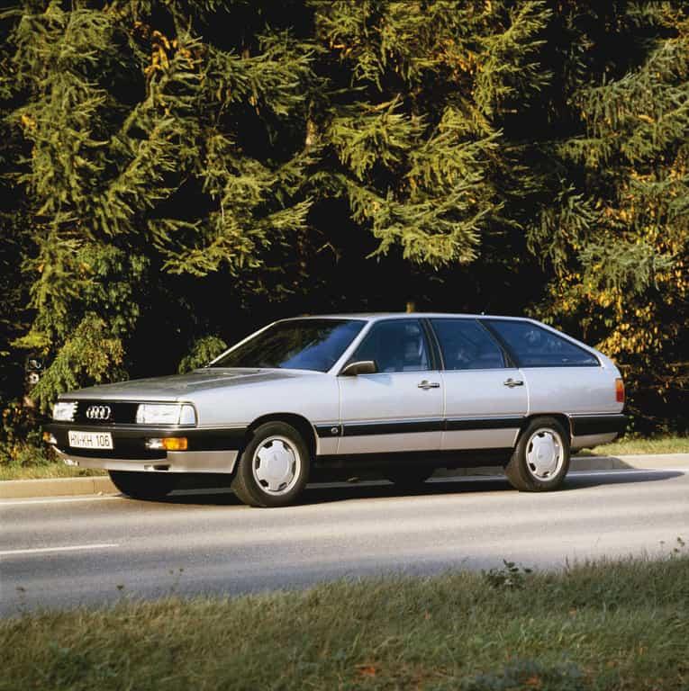 Audi 100 Avant (1982–1991)