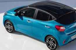 Neuer Hyundai i10 konfigurierbar