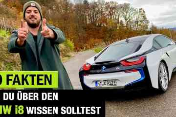 BMW i8 Roadster, Jan Weizenecker