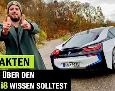 BMW i8 Roadster, Jan Weizenecker
