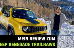 Jeep Renegade Trailhawk, Jan Weizenecker