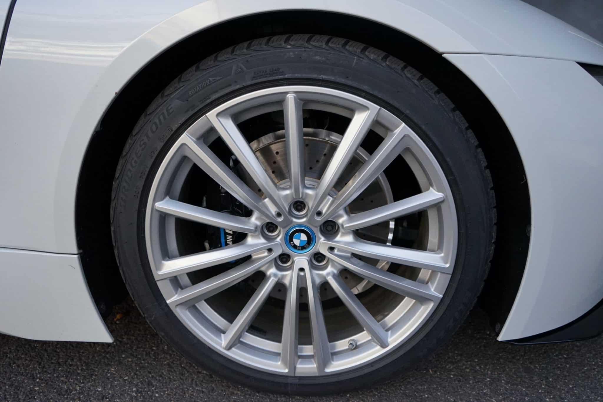 BMW i8 Coupé, Felge