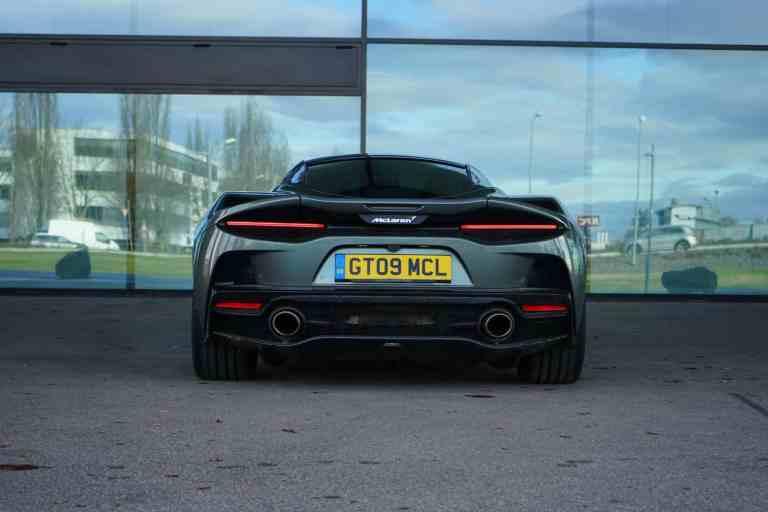 2020 McLaren GT (620 PS)