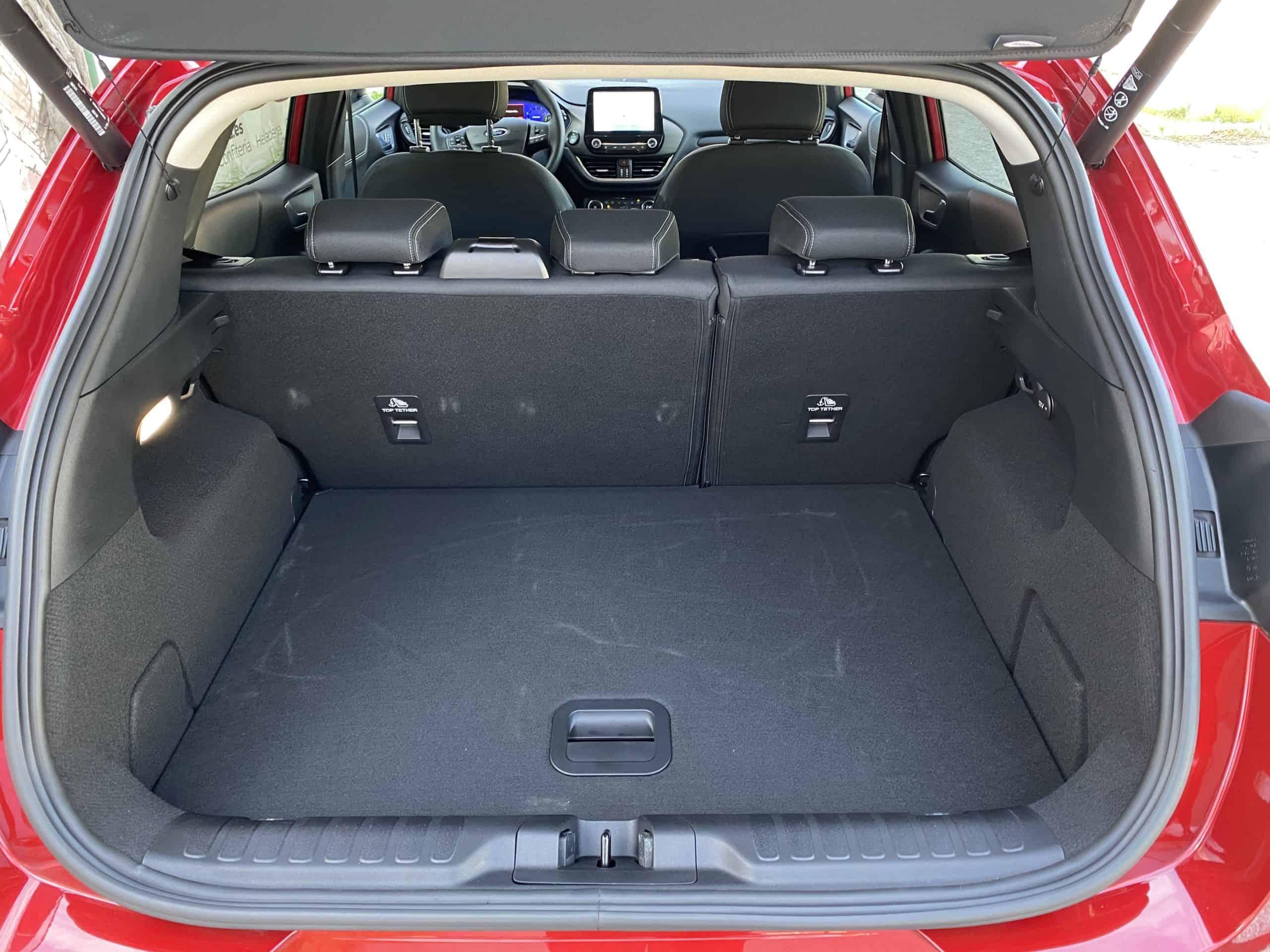 Ford Puma Kofferraum