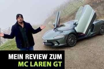 2020 McLaren GT (620 PS), Jan Weizenecker