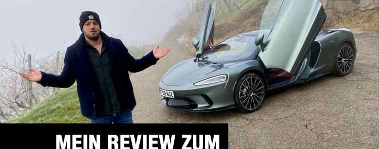 2020 McLaren GT (620 PS), Jan Weizenecker