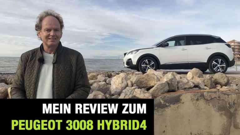 Peugeot 3008 Hybrid4, Friedbert Weizenecker