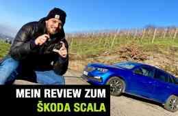 Škoda Scala; Jan Weizenecker