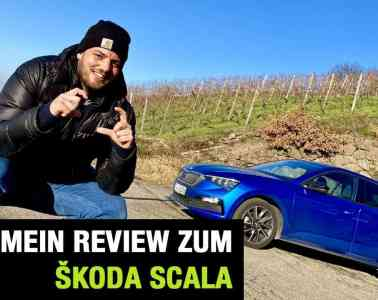 Škoda Scala; Jan Weizenecker