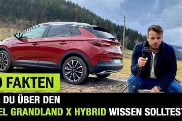 Opel Grandland X Hybrid, Jan Weizenecker