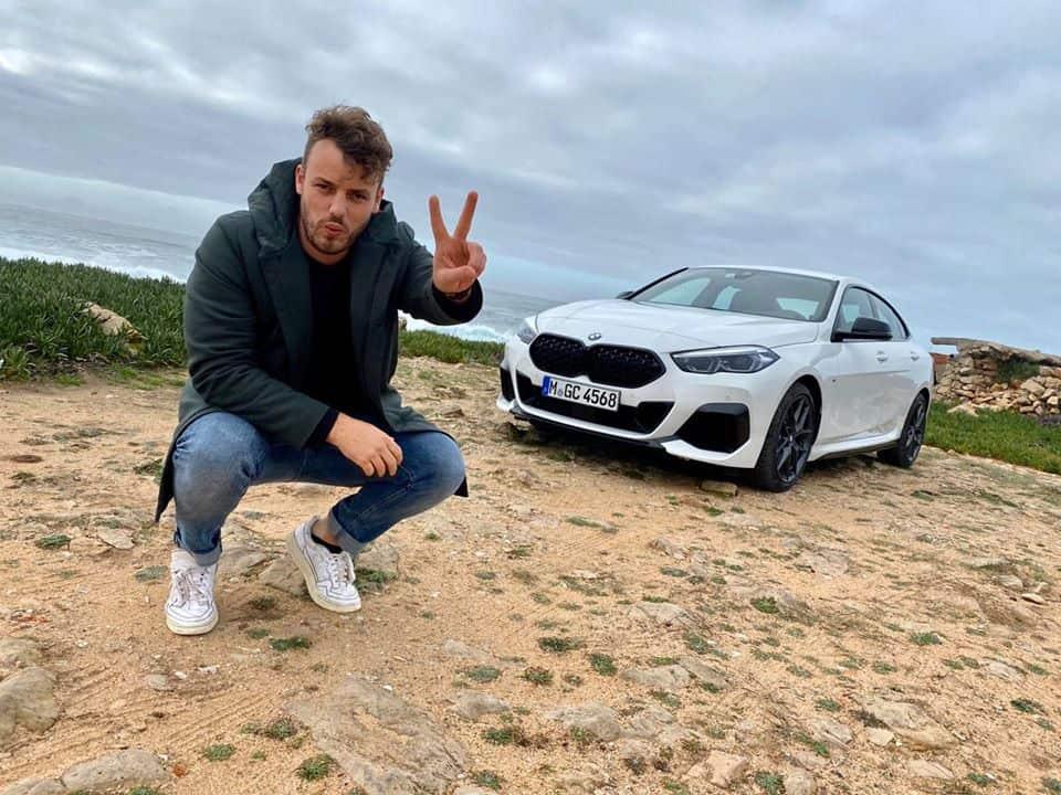 Neues BMW 2er Gran Coupé M235i xDrive (306 PS) - Fahrbericht im Video, Jan Weizenecker