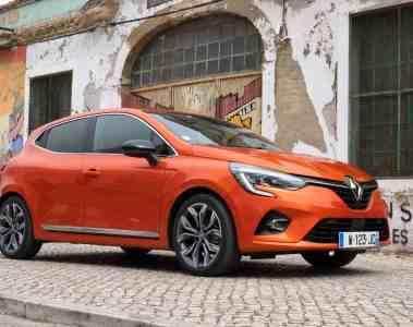 Renault Clio.