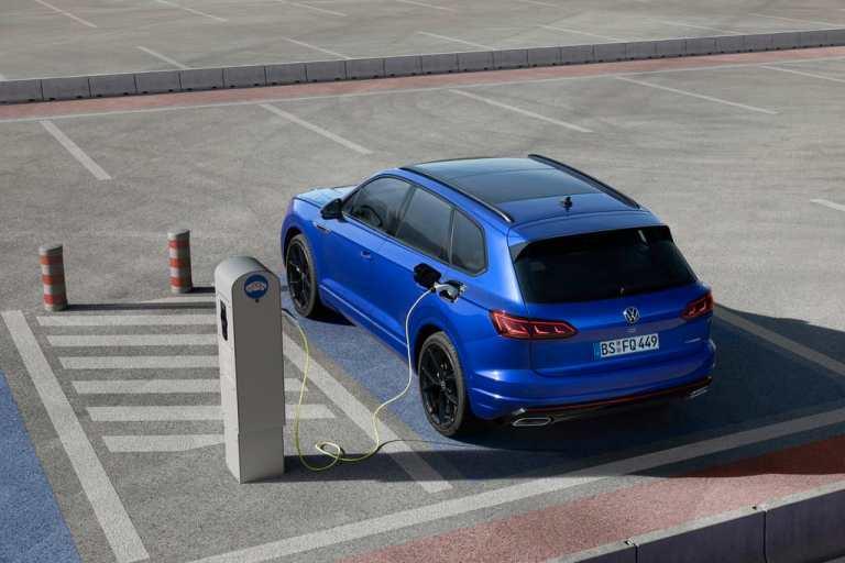 #Volkswagen #Touareg #R.