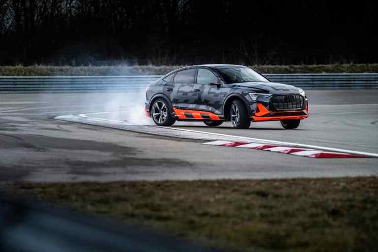 Neuer #Audi #e-tron #Sportback S (2020)