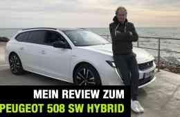 Peugeot 508 Hybrid SW, Dr Friedbert Weizenecker