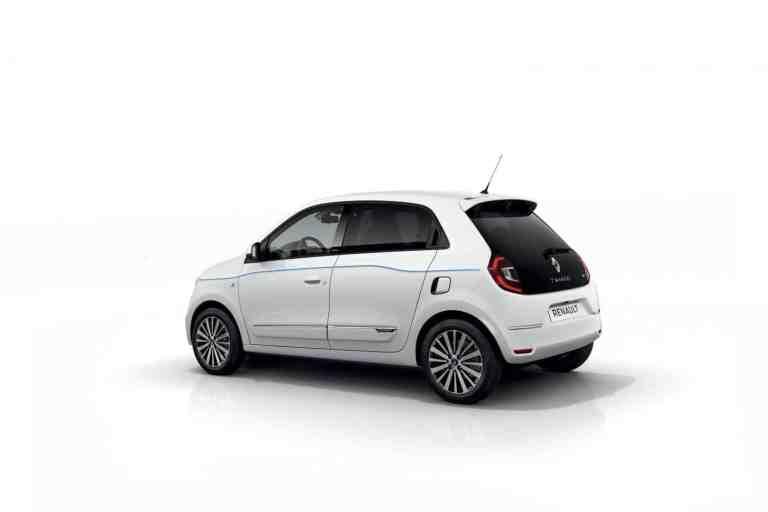 Der neue Renault Twingo kommt mit Elektroantrieb