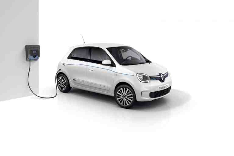Renault Twingo kommt mit wassergekühltem Elektroantrieb
