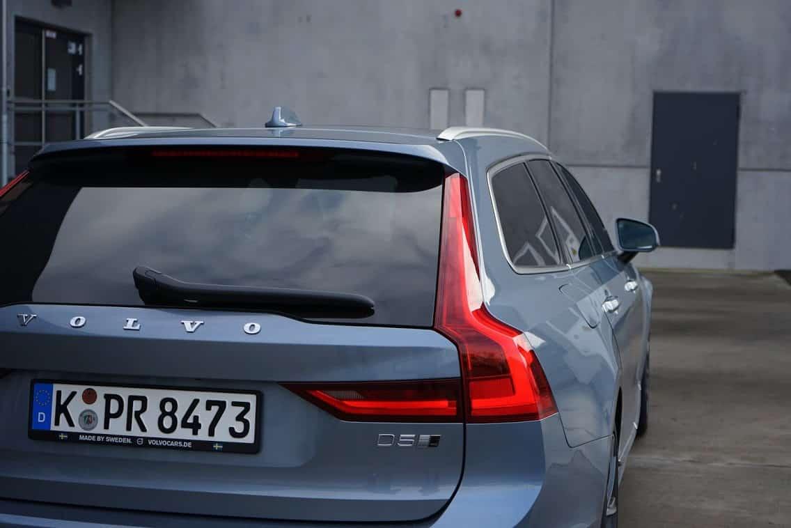 Volvo V90 – Ein Appell für den Kombi