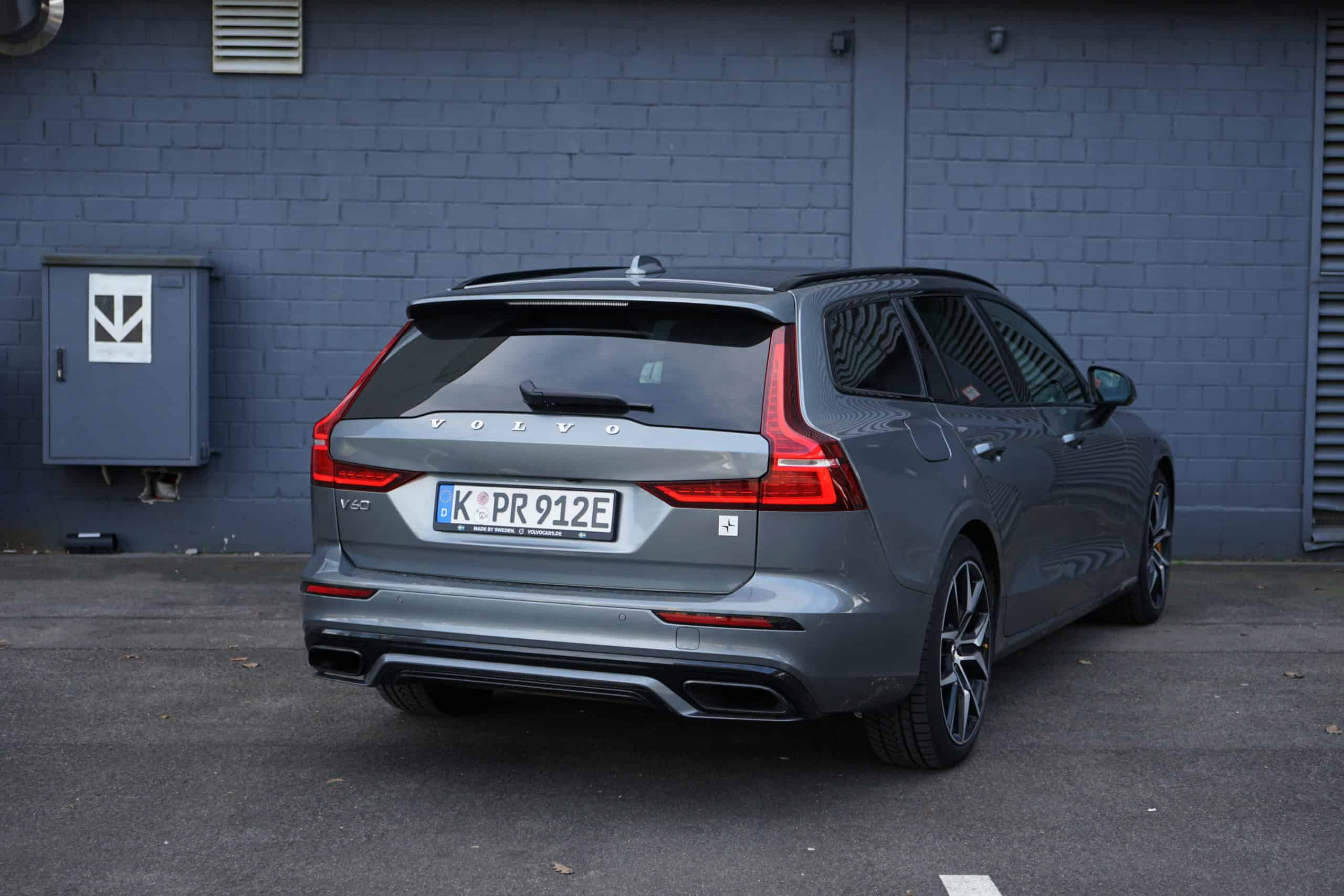 #Volvo #V60 #Polestar Plug-in Hybrid