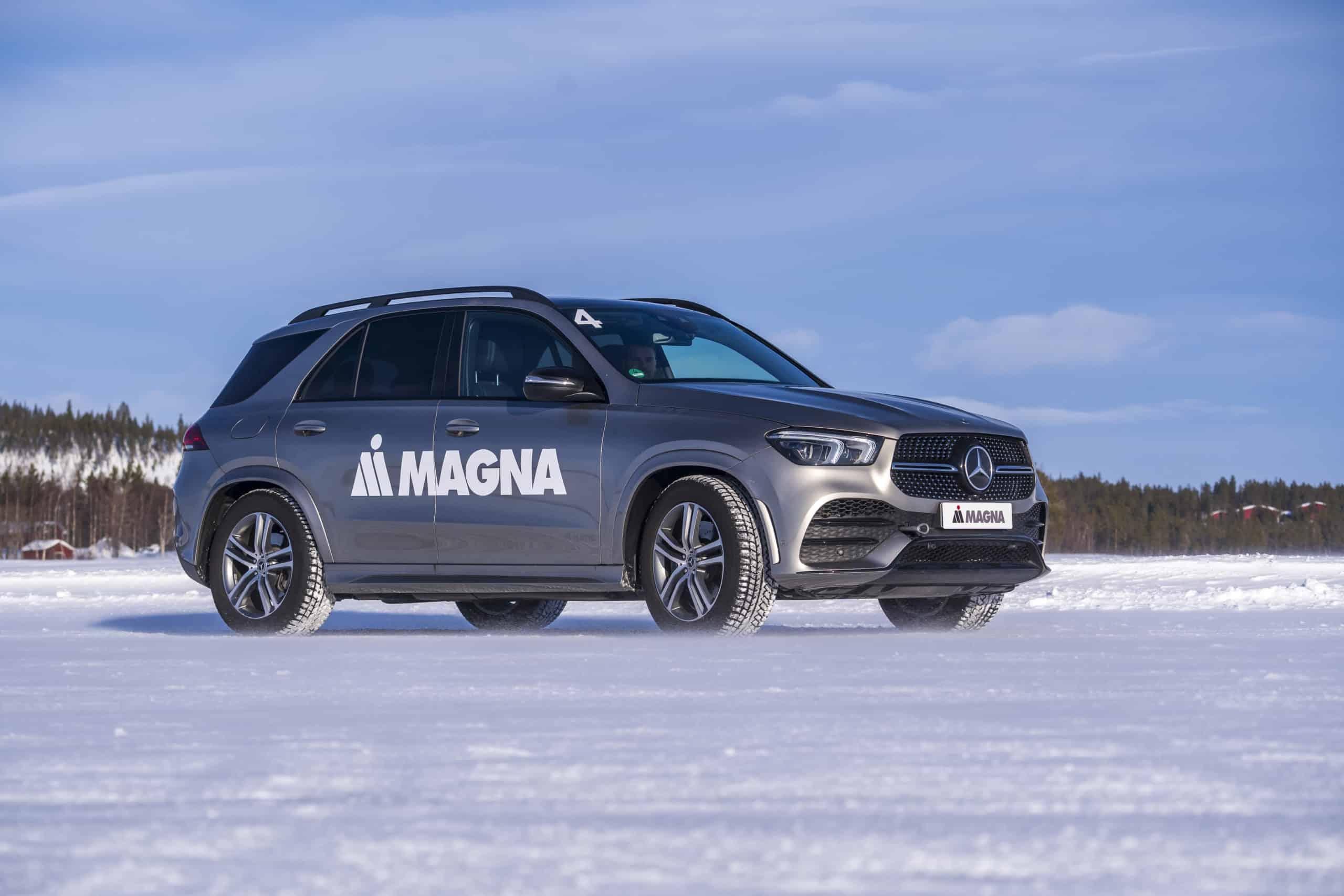 Magna_Mercedes Benz GLE 400_Actimax