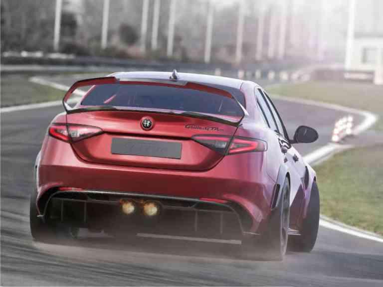 Alfa Romeo Giulia GTA.