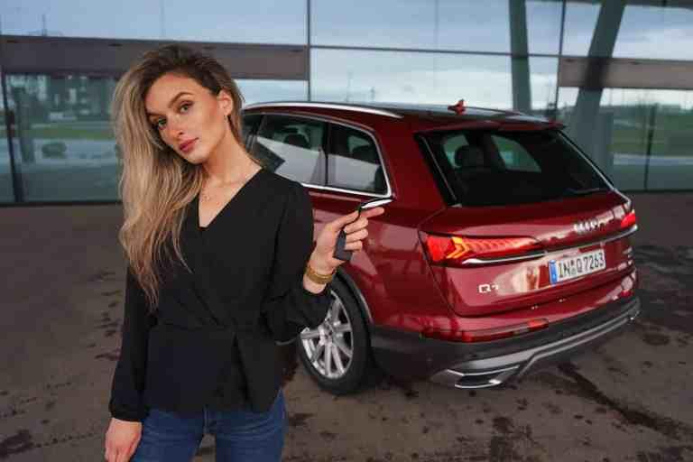 #Audi #Q7 - Faszinierende Kombi aus Geländewagen und Limousine