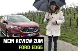 """Neuer Ford Edge 2.0 l TDCi """"Vignale"""" (238 PS)"""