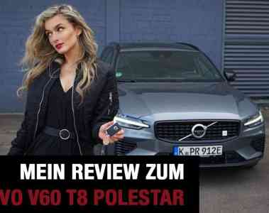 Volvo V60 T8 Polestar (405 PS) - Review im Video