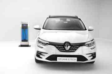 Mégane, E-TECH Plug-in, Hybrid, Renault, 2020