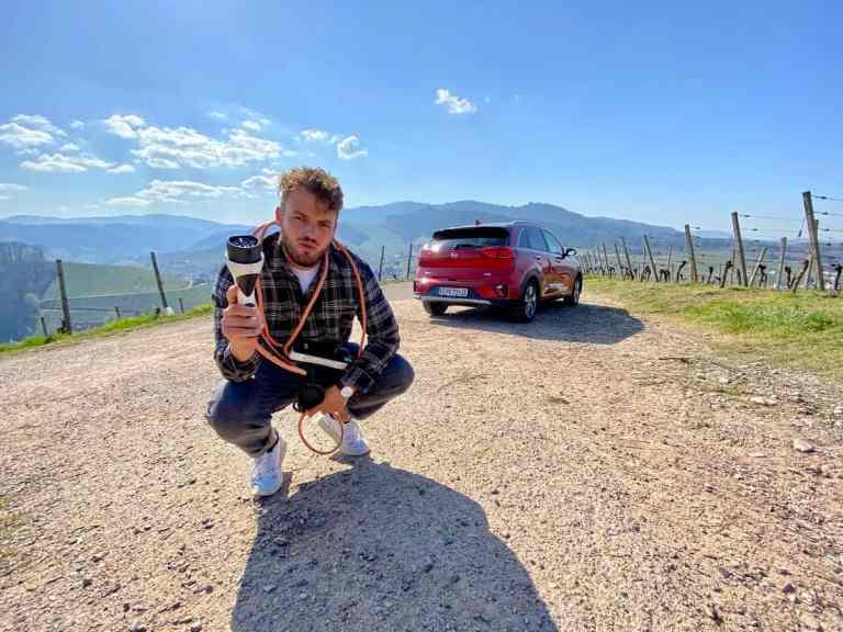 Kia Niro 1.6 GDI Plug-in Hybrid, Jan Weizenecker