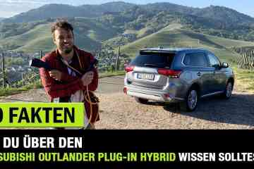 Mitsubishi Outlander Plug-in Hybrid Facelift (2020), Jan Weizenecker