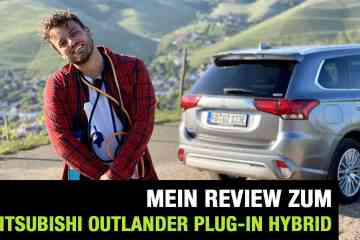 "2020 Mitsubishi Outlander Plug-in Hybrid Facelift ""TOP"" (223 PS) PHEV Fahrbericht 