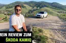"2020 Škoda Kamiq 1.6 TDI DSG ""Style"" (115 PS) -Fahrbericht | FULL Review | Test-Drive | POV"
