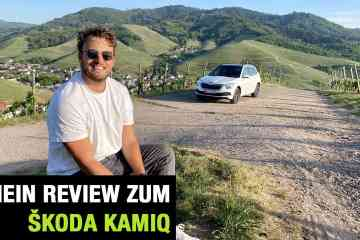 "2020 Škoda Kamiq 1.6 TDI DSG ""Style"" (115 PS) -Fahrbericht   FULL Review   Test-Drive   POV"