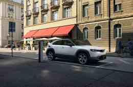 Die Produktion des Mazda MX-30 ist gestartet
