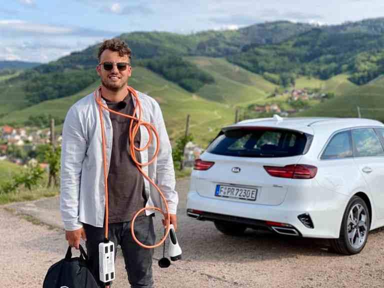 Kia Ceed Sportswagon Plug-in Hybrid (2020), Jan Weizenecker