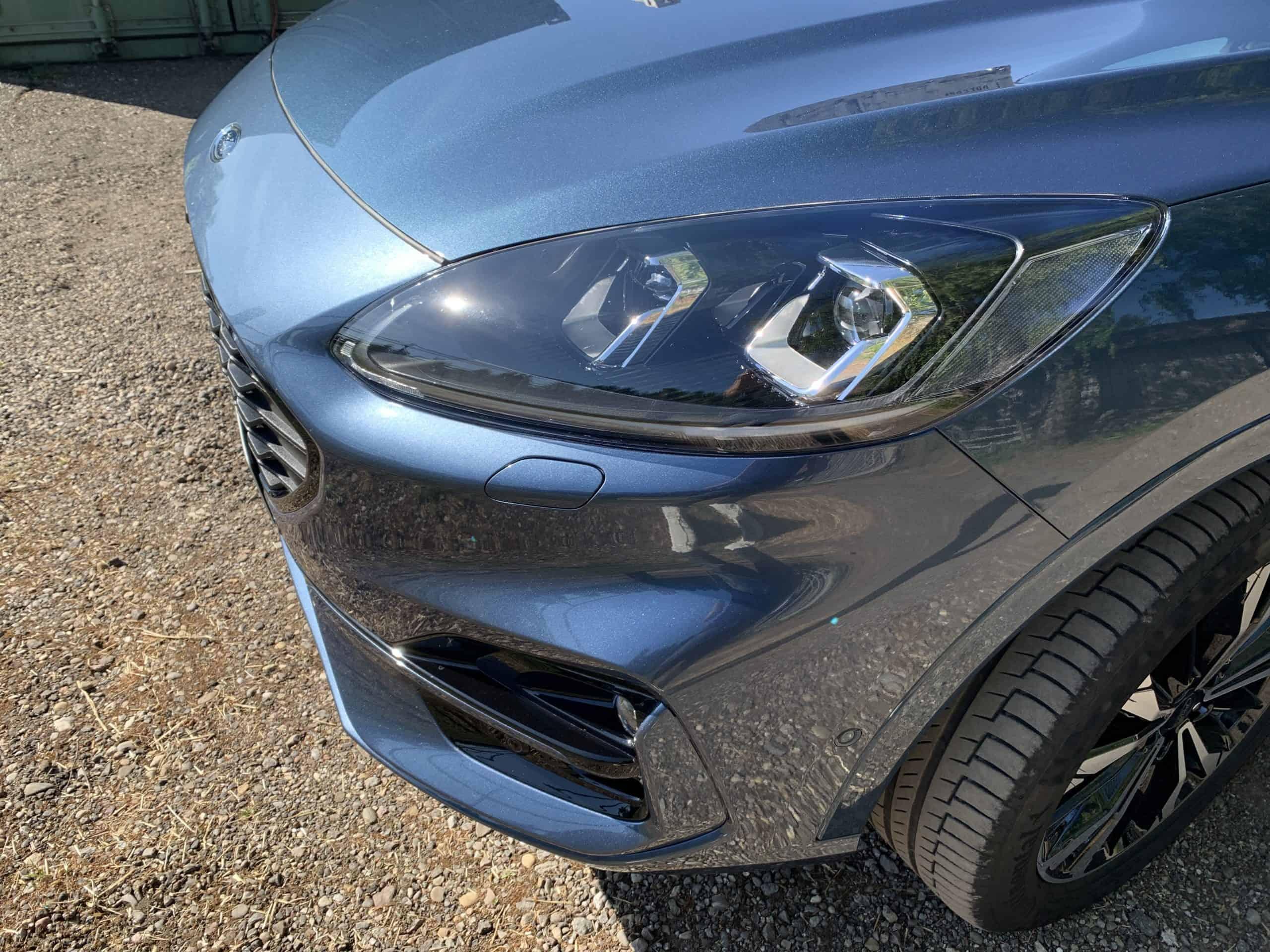 Ford Kuga mit Plug-in Hybrid-Antrieb (2020) -  Zukunftstauglichkeit eingebaut, LED Scheinwerfer
