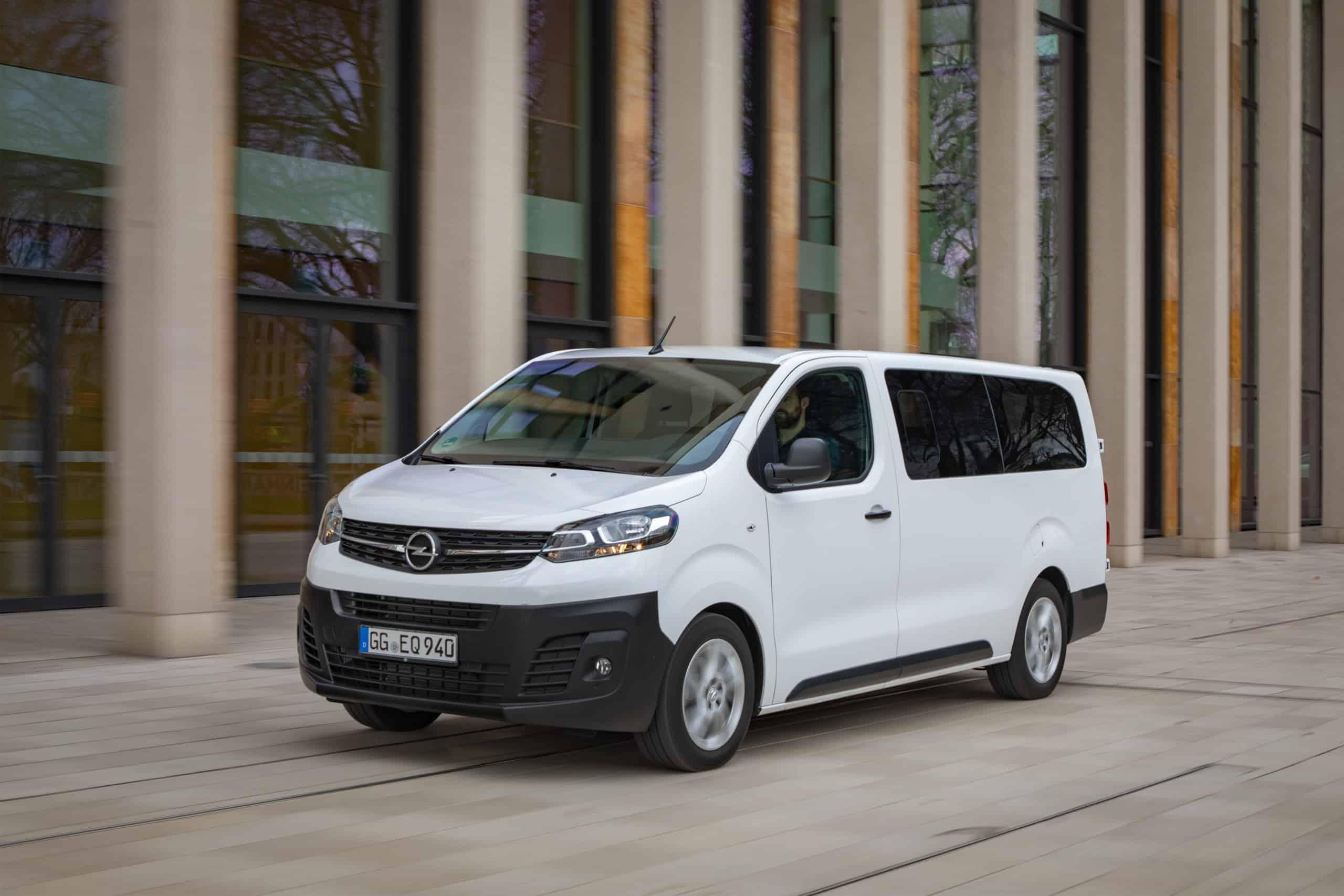 2020 Opel Vivaro Prices